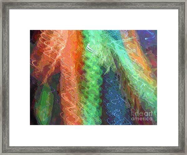 Celeritas 42 Framed Print