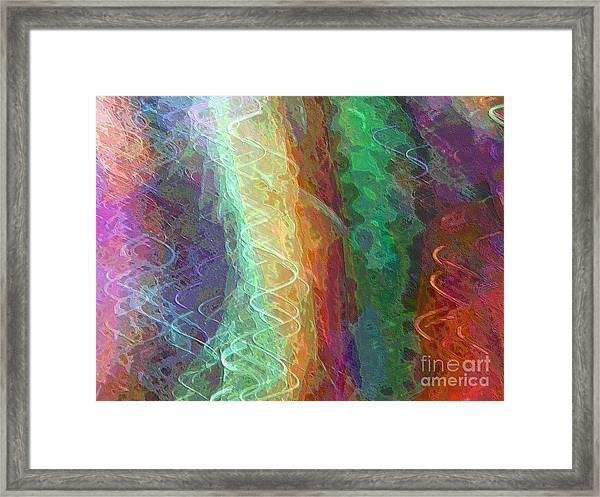 Celeritas 44 Framed Print