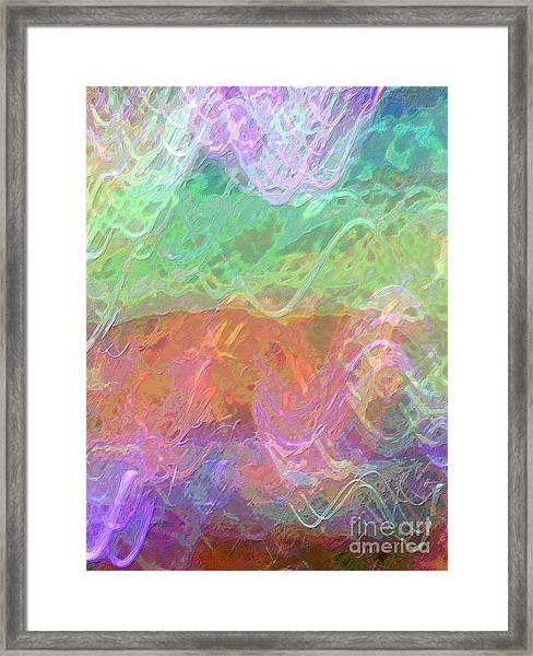 Celeritas 48 Framed Print