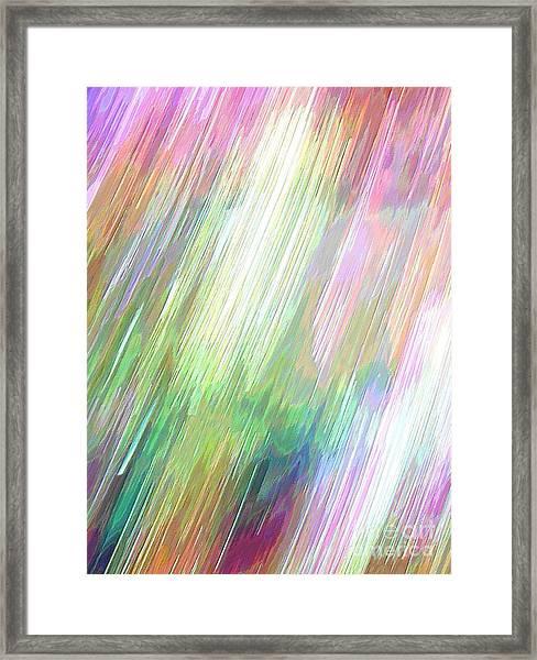 Celeritas 5 Framed Print
