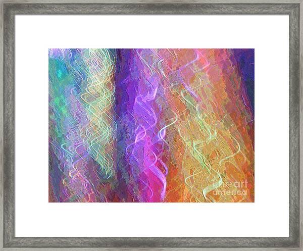 Celeritas 51 Framed Print