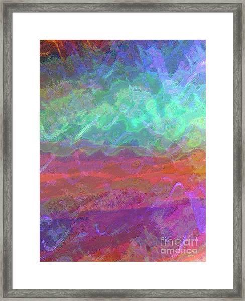 Celeritas 55 Framed Print