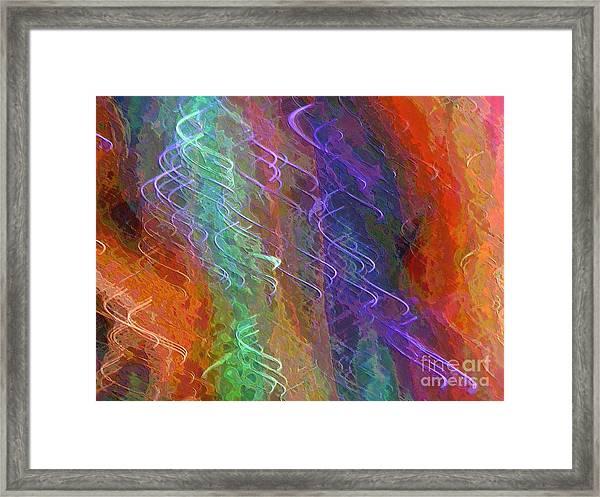 Celeritas 56 Framed Print