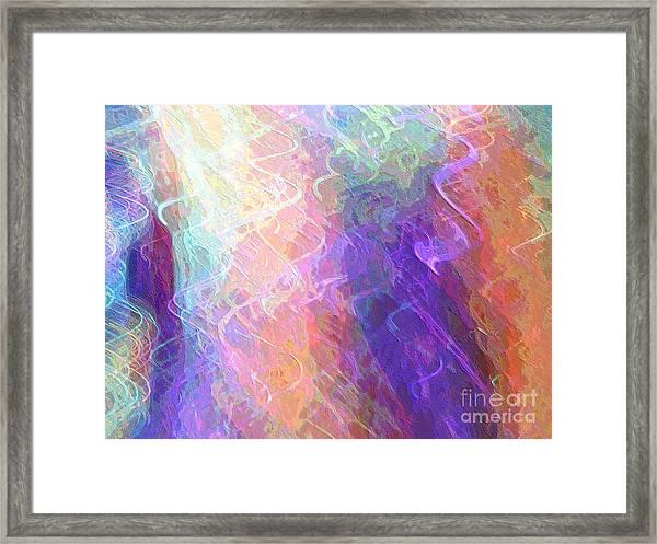 Celeritas 59 Framed Print