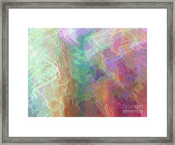 Celeritas 60 Framed Print