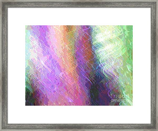 Celeritas 61 Framed Print