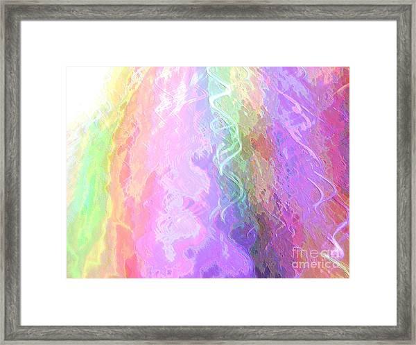 Celeritas 62 Framed Print