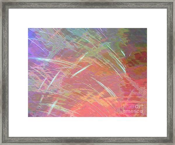 Celeritas 65 Framed Print