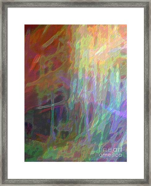 Celeritas 67 Framed Print