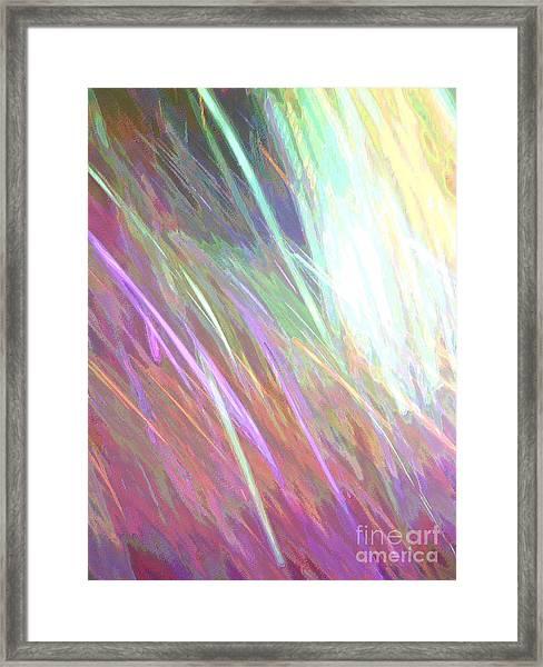 Celeritas 69 Framed Print