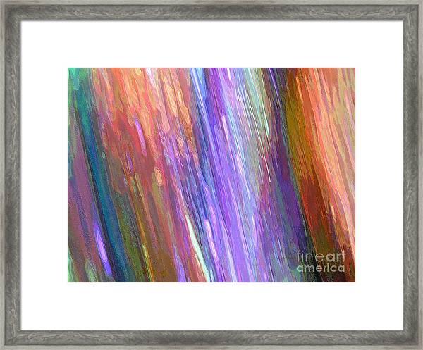 Celeritas 7 Framed Print
