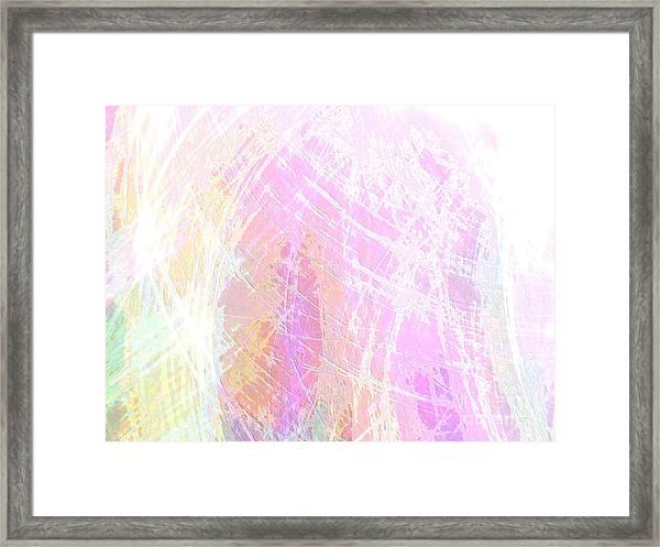 Celeritas 70 Framed Print
