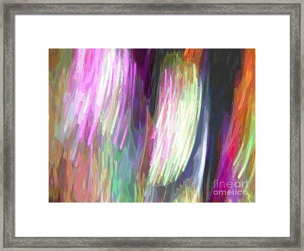 Celeritas 72 Framed Print
