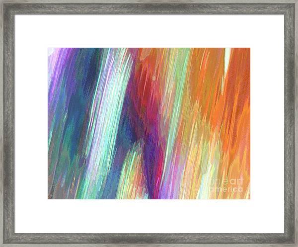 Celeritas 8 Framed Print