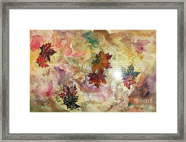 Change In You II Framed Print