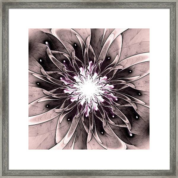 Charismatic Framed Print