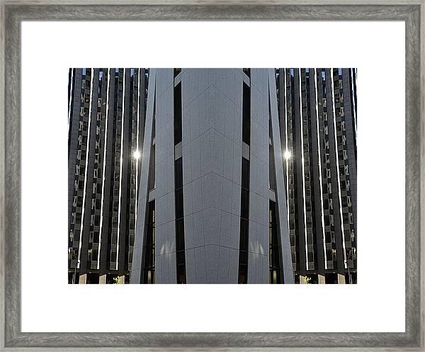 Chase03 Framed Print