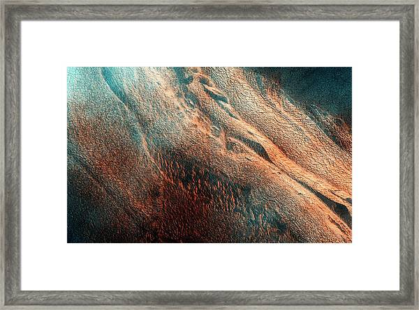 Chasma Boreale Framed Print