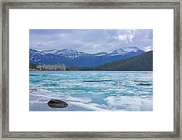 Chateau Lake Louise #2 Framed Print