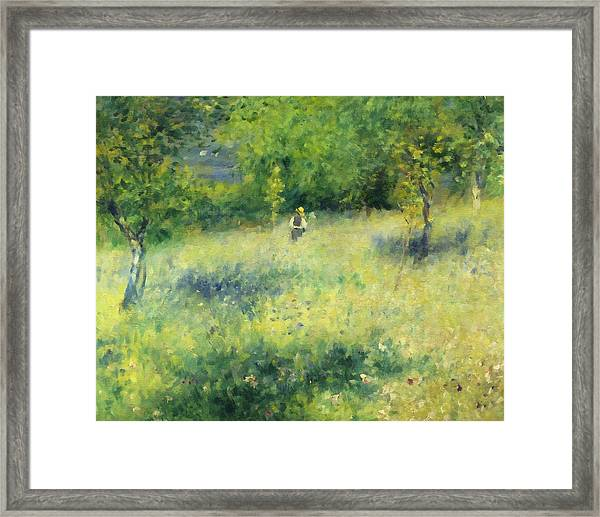 Chatou After Renoir Framed Print