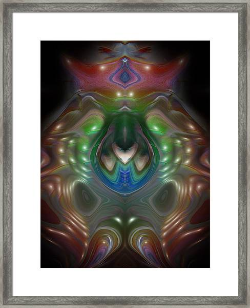 Cherub 5 Framed Print