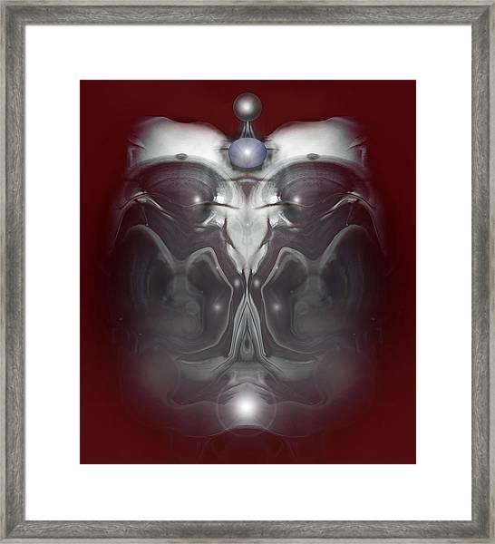 Cherub 7 Framed Print