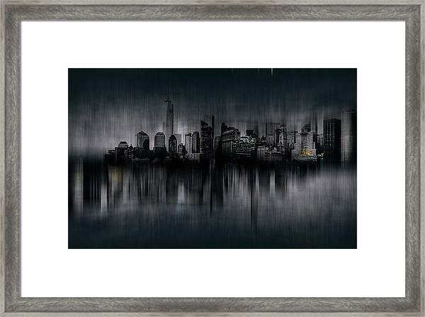 Chicago Framed Print by Carmine Chiriac?