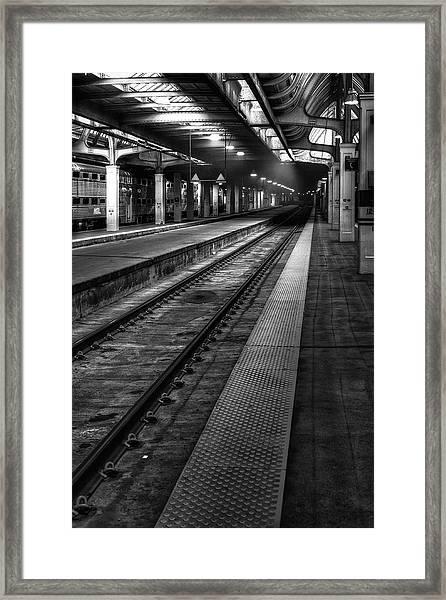 Chicago Union Station Framed Print