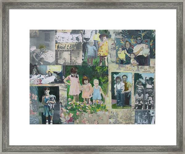 Childhood Joys Framed Print