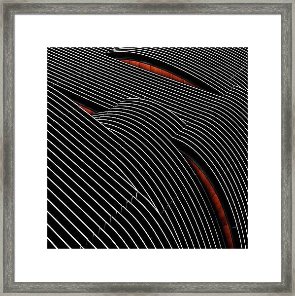 Chopper Wall Framed Print