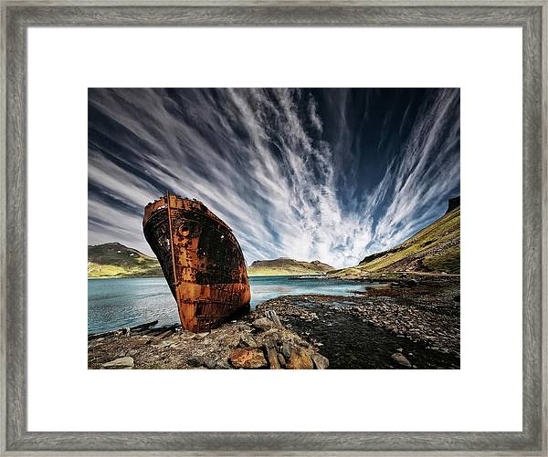 Chosen Place Framed Print