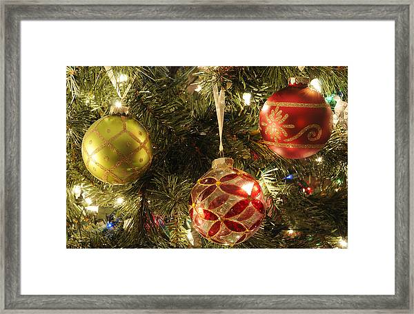 Christmas Cheer Framed Print