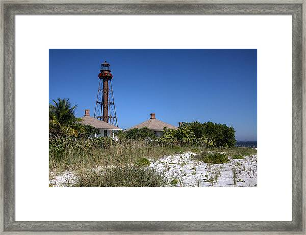 Christmas Light Framed Print by William Wetmore