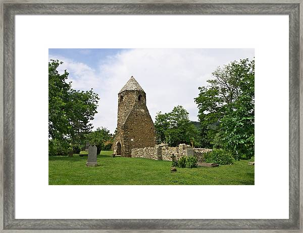 Church Of Avasi Rehely Framed Print