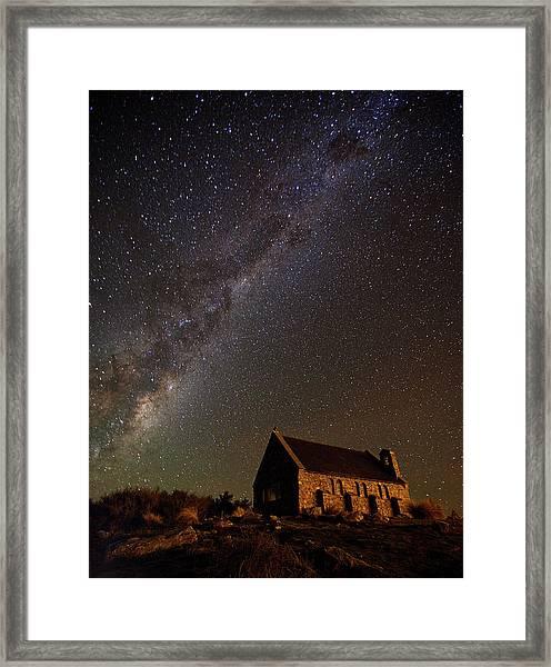 Church Of The Good Shepherd Framed Print