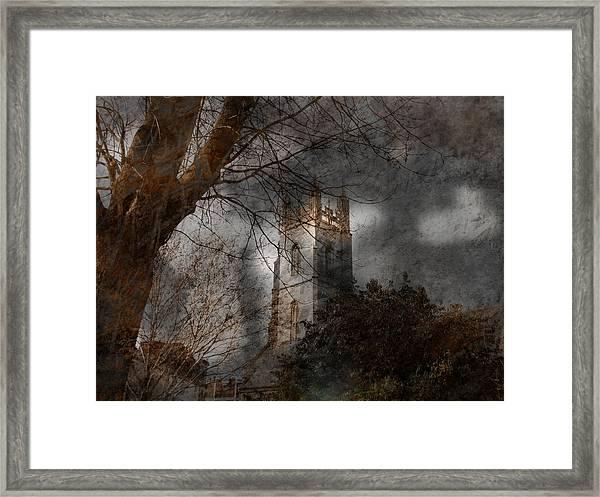 Church Tower Framed Print