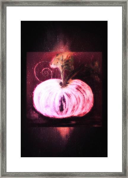 Cinderella's Pumpkin  Framed Print