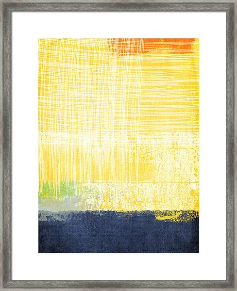 Circadian Framed Print