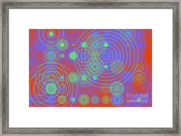 Circle Of Love  II Framed Print