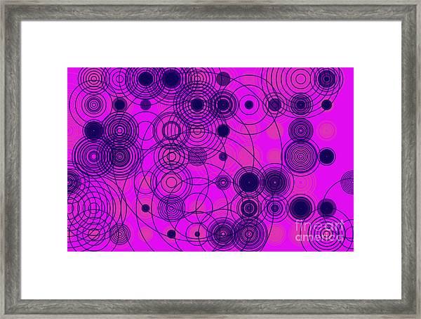 Circle Of Love IIi Framed Print