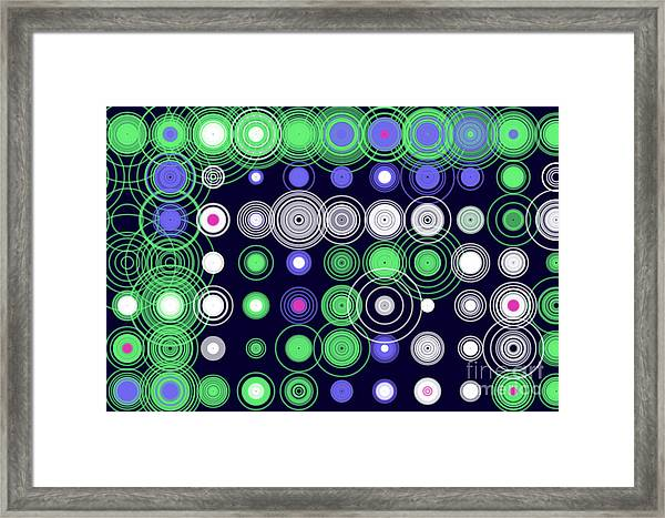 Circle Of Love Iv Framed Print