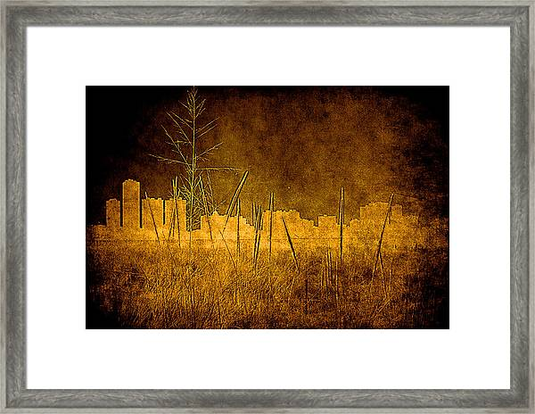 City Art Framed Print