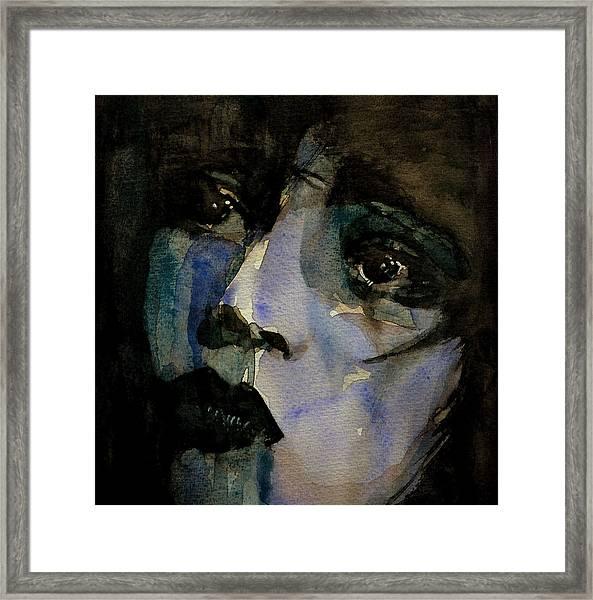 Clara Bow  Framed Print