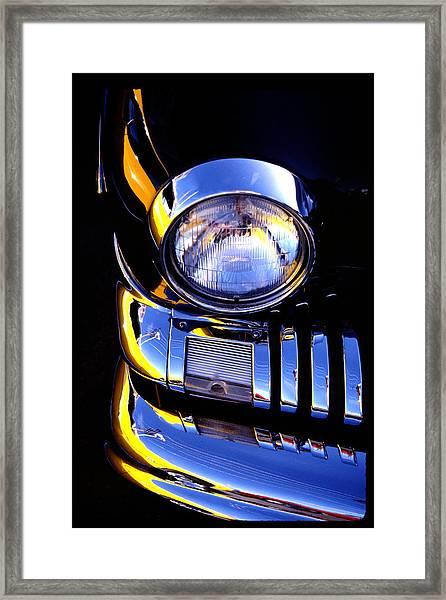 Class Car Framed Print