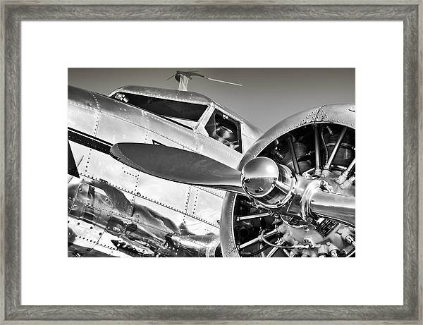 Classic Electra Framed Print