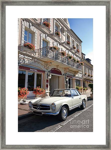 Classic Elegance Framed Print