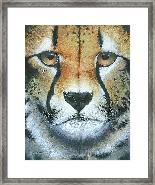 Close To The Soul Framed Print