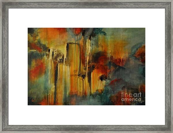 Colorful Dreams Framed Print