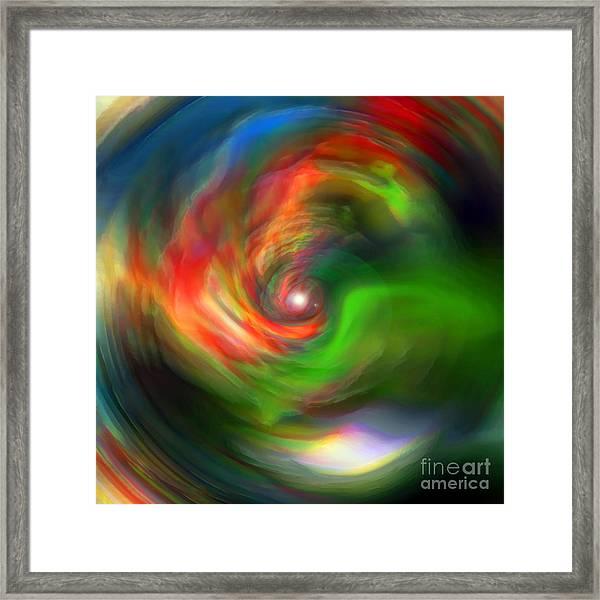 Colornado Framed Print