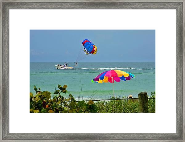 Colors Of Fun Framed Print